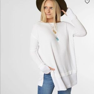 NWT Free People North Shore Tunic thermal